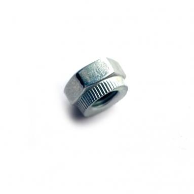 Triumph BSA 1/4 x 28 Clevlock Lock Nut
