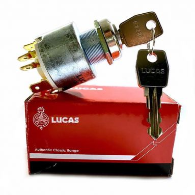 Lucas 35351 4 Position Ignition/Lighting switch with keys