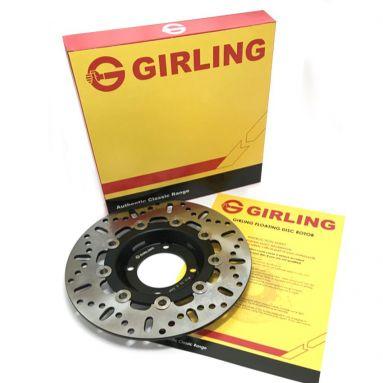 Genuine Girling Triumph T140, T150, T160 Floating Brake Disc 37-4136 37-7175
