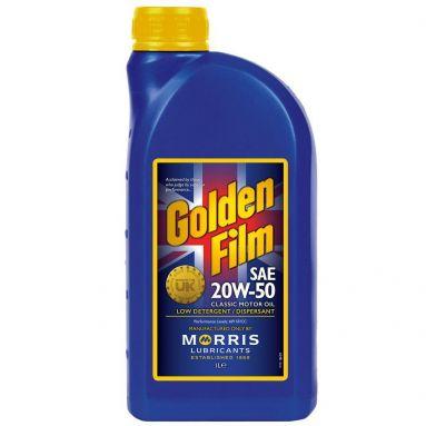 Morris Golden Film SAE 20W50 Classic Motor Oil 1L