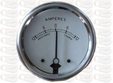 12 Volt Ammeter 2'' Inch Aperture