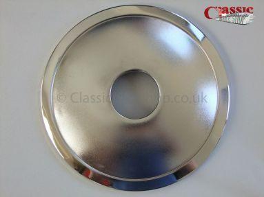 "BSA A7/ A10 8"" Inch Chrome Front Hub Cover 42-5843"