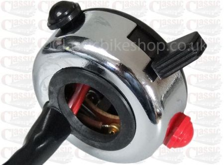 Wipac Tricon style horn dip switch
