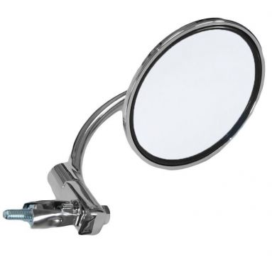 Handlebar End Mirror/ Round