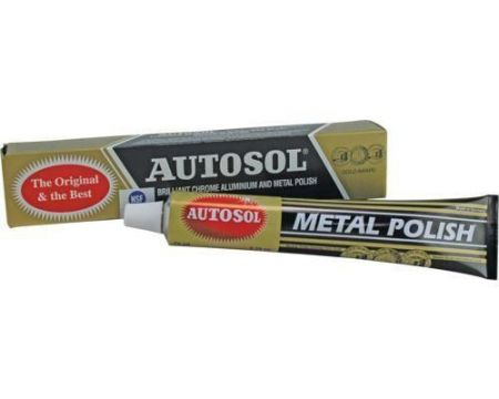 Autosol Original Paste 75ml Tube