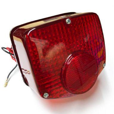 Honda Tail light CB100, CB250N, CB50, NX50, XL100, CB125,