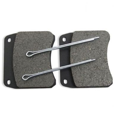 Triumph brake pads with lockheed calipers