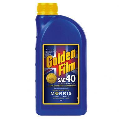 Morris Golden Film SAE 40 Classic Motor Oil 1L