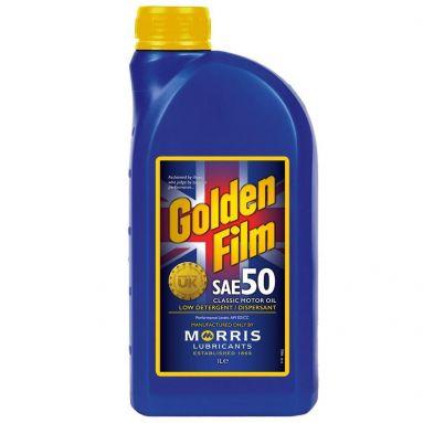 Morris Golden Film SAE 50 Classic Motor Oil 1L