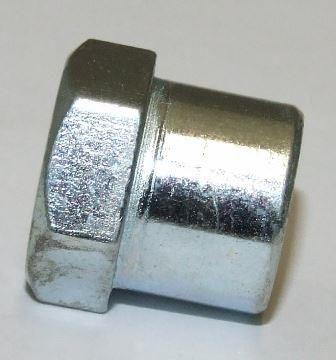 """BSA B33/ B33/ M20/ M21 Mag/ Dyno Shoulder Nut 3/8"""" BSF 20 TPI"""