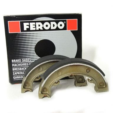 Ferodo Brake Shoes FSB918 BSA C15/ B40