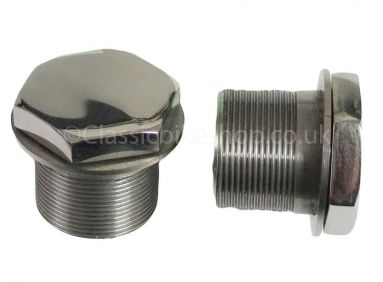 Norton Commando Fork Top Nuts 06-3045
