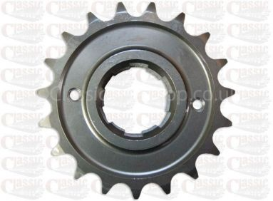 Triumph  5 Speed Gearbox Front Sprocket 19T