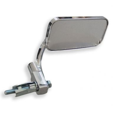 Handlebar End Mirror Chrome