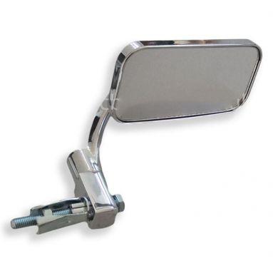 Handlebar End Mirror Chrome