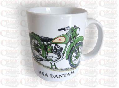 BSA Bantam (Green) Mug