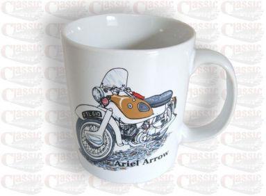 Ariel Arrow Mug