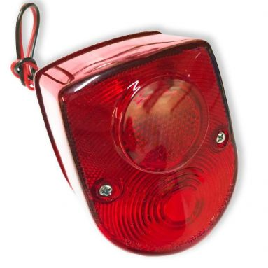 Honda ST50 Tail Light OEM: 33701-098-801