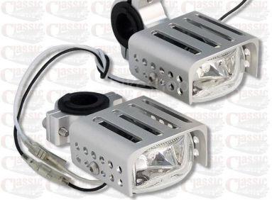Spot/Fog Auxiliary Lights