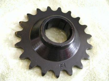Norton 16H/ ES2/ Model 18/ 19 Gearbox Sprocket 19T