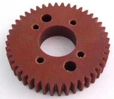 BSA A7/A10 Automatic Advance Retard Unit Fiber Drive Wheel 44 Teeth