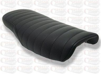 Honda CX500 Scrambler - Café Racer seat  (Black)