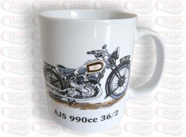 AJS 990cc 36/S Mug