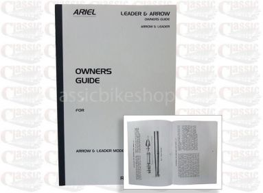 Ariel leader & Arrow Owner Guide