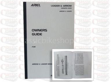 Ariel leader & Arrow Owner Guide