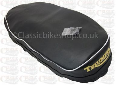 Triumph T120 Duplex Frame/ 3TA/ 5TA Seat Cover