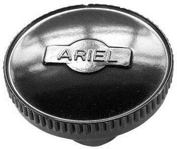 Ariel bakelite damper knob