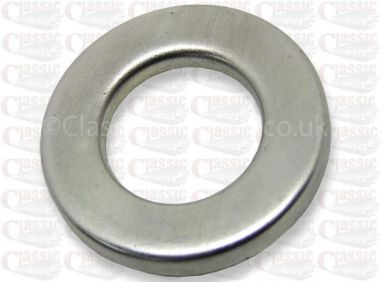 Triumph conical rear hub wheel bearing dust cover 37-4236