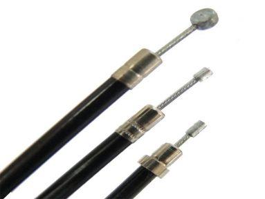 BSA, Norton throttle cable