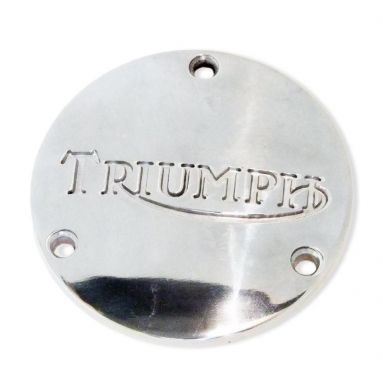 Triumph T120 1968-72 Rotor Cover OEM: 57-2440