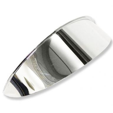 Headlight Visor For Bates 5 3/4""