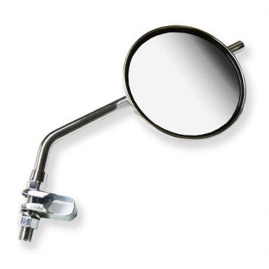 Handlebar Mirror Clamp On Chrome