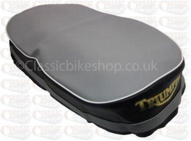 Triumph T120 Duplex Frame 3TA / 5TA Seat Cover