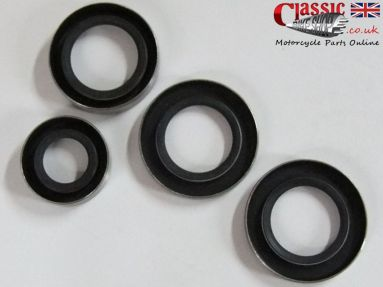 BSA Bantam D1/ D3/ D5/ D7 Engine/ Gearbox Oil Seal Set
