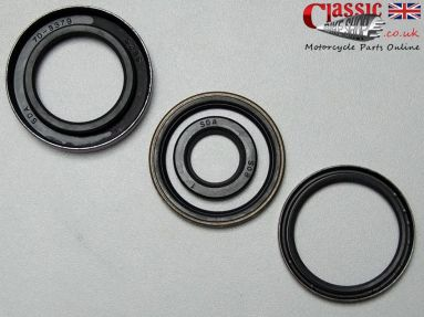 Triumph Tiger Cub T20 Engine/Gearbox Oil Seal Set