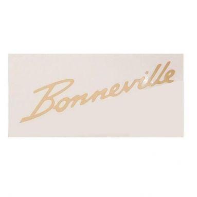 Triumph Transfer  'Bonneville' OEM: 60-0680