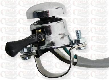 Horn and kill switch Grey wire