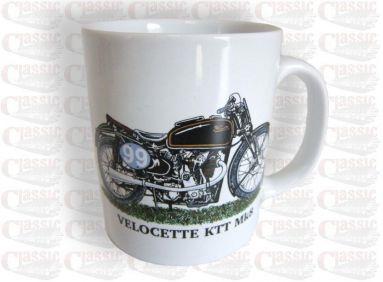 Velocette KTT MK8 Mug
