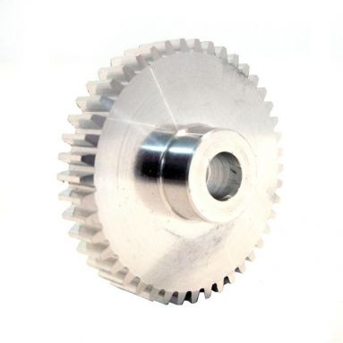Lucas Magneto Drive Gear Fitted To BSA A7, A10 Models. OEM: 67-0540