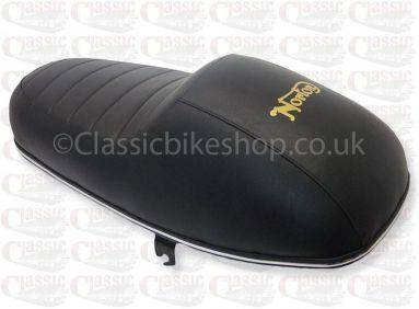 Norton Commando Roadster MK11 Single Large Humped Seat