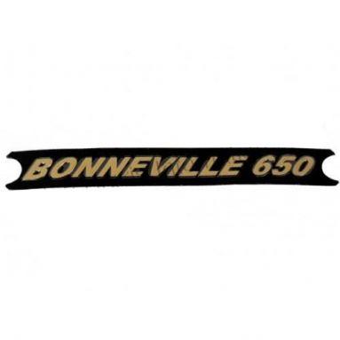 Triumph Bonneville 650cc Decal OEM: 60-4147/BG