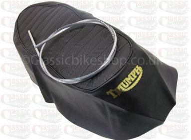Triumph T120 Bonneville T150 Trident Seat Cover
