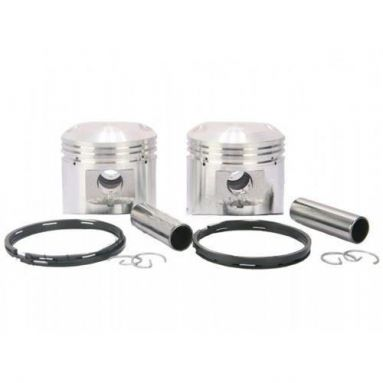 "Triumph Unit 500 5TA T100 Piston Set +0.020""  OEM: 70-6907/020"