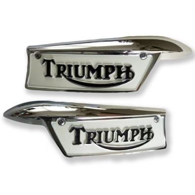 Fuel Tank Badges Triumph T140/ T150 82-9701