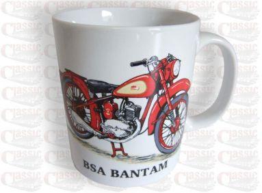 BSA Bantam (Red) Mug
