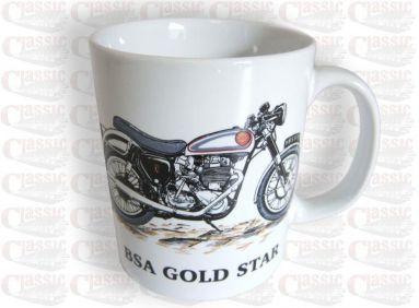 BSA Gold Star Mug